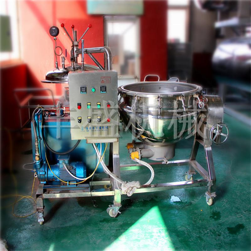 诸城丰盛机械(图)、高压蒸煮锅、锅