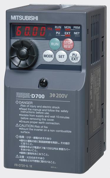 FR-E720变频器、黄山市变频器、合肥创元自动化