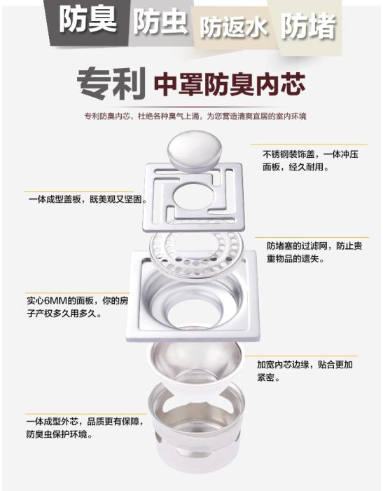 翻转下水器漏水、永兴下水器、标玛特卫浴