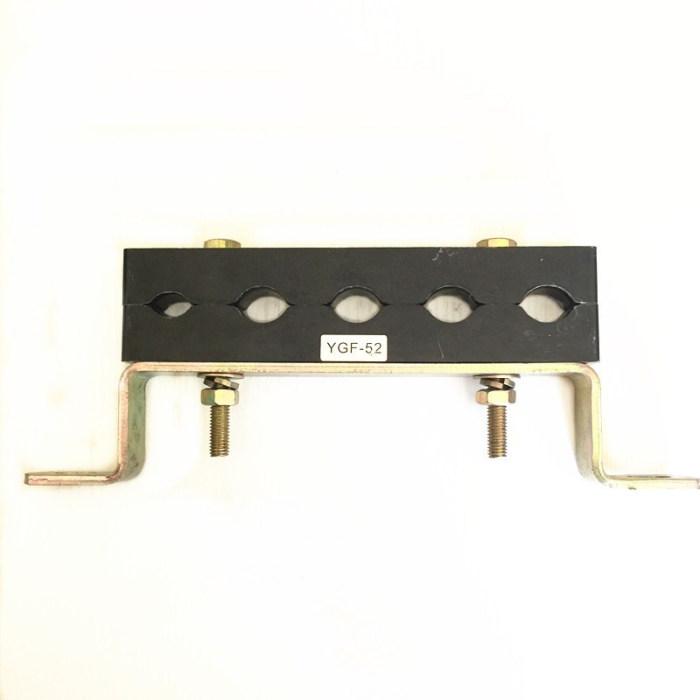 非磁性电缆线夹材料、甘肃电缆线夹、快速固定电缆夹具生产