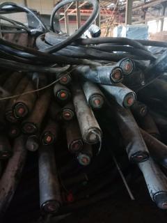 济南市回收电缆、回收电缆、回收电缆废铜