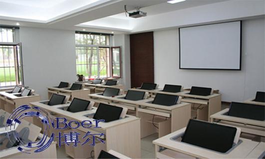 学校学生电脑桌、广州博奥、山西学生电脑桌