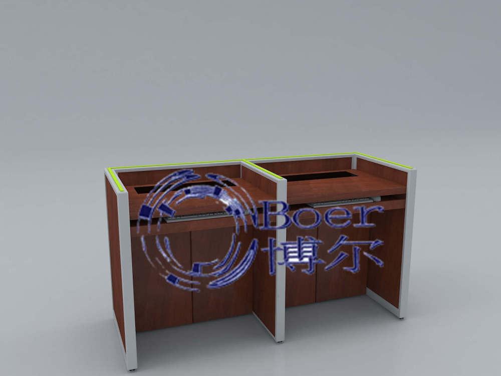 電動升降屏風電腦桌、南寧升降屏風、廣州博奧