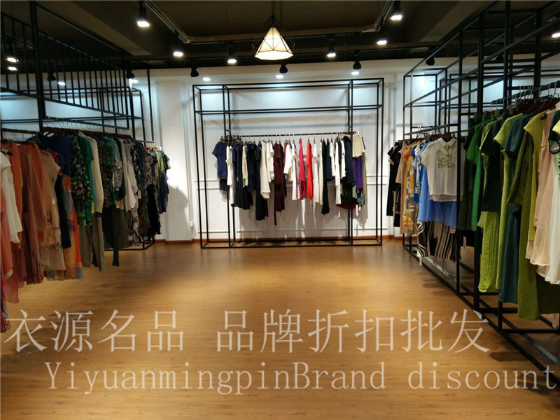 广州品牌女装折扣公司,女装折扣尾货批发(图)