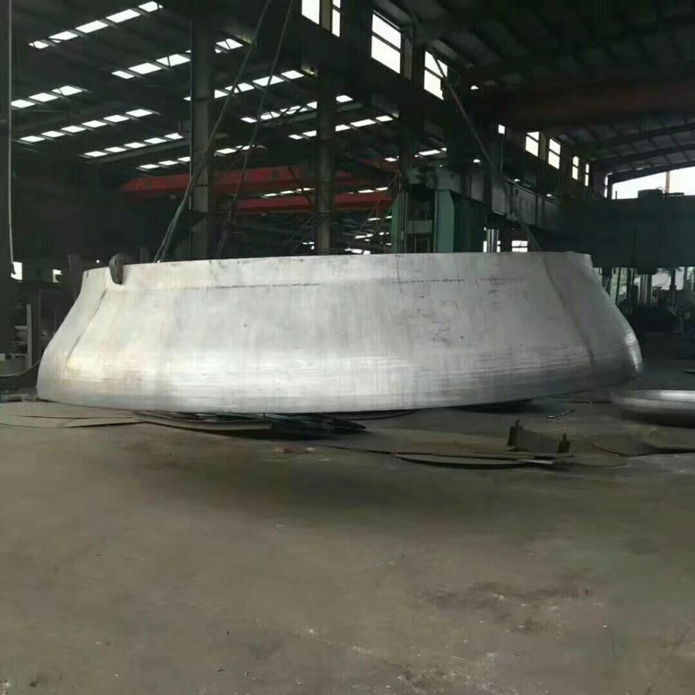 杭州市大口径封头、压力容器封头厂家、L245大口径封头