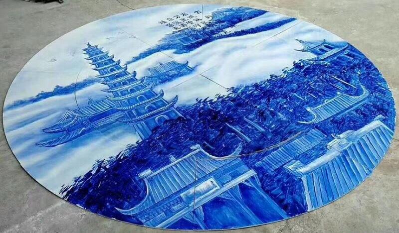 景德镇陶瓷壁画、九江市壁画、唐龙陶瓷壁画厂家