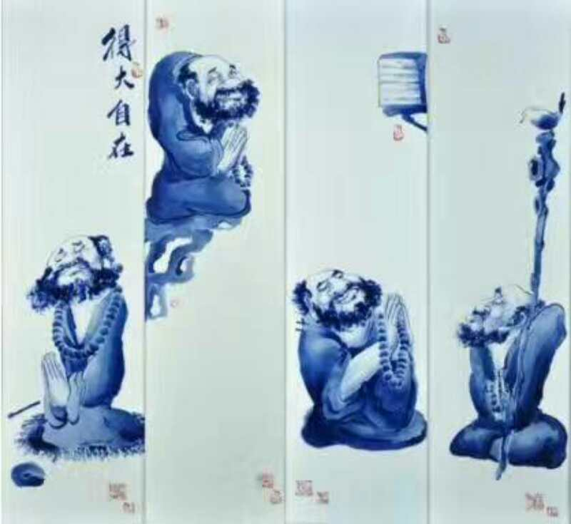 陶瓷壁画厂家、黑河市壁画、景德镇壁画定制(查看)