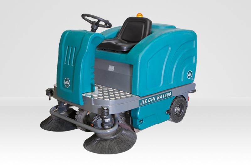 物业保洁扫地机(图)、驾驶式洗地机、元氏洗地机