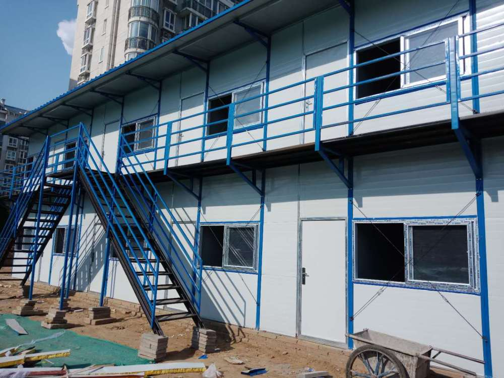 祈虹彩钢(图)|钢结构活动房|临沧市活动房