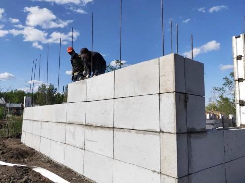 哈尔滨自建别墅用啥材料好  非空腔建筑模块是黑龙江农村建楼不二选择