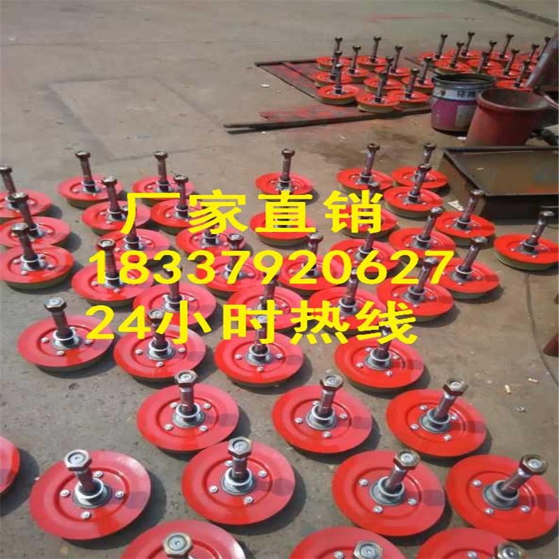 猴车拖绳轮轮衬、矿山配件齐全(在线咨询)、邯郸市猴车拖绳轮