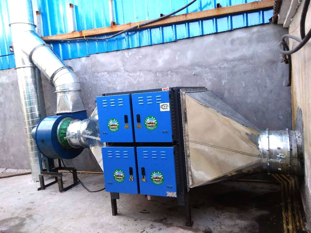 东坡区热处理油烟净化器排风口无滴挂油现象