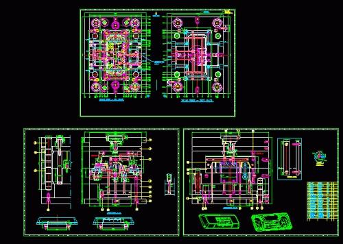 上海模具设计与制造培训,solidworks钣金制图