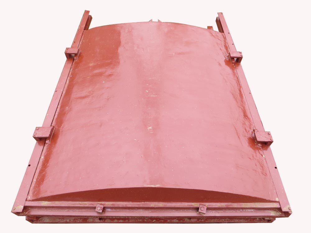汉中市铸铁闸门、1米×1米铸铁闸门、天淼水利(优质商家)