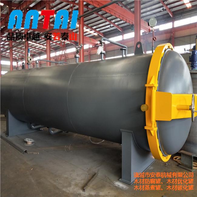 木材热处理罐批发、安泰机械、兴安盟木材热处理罐