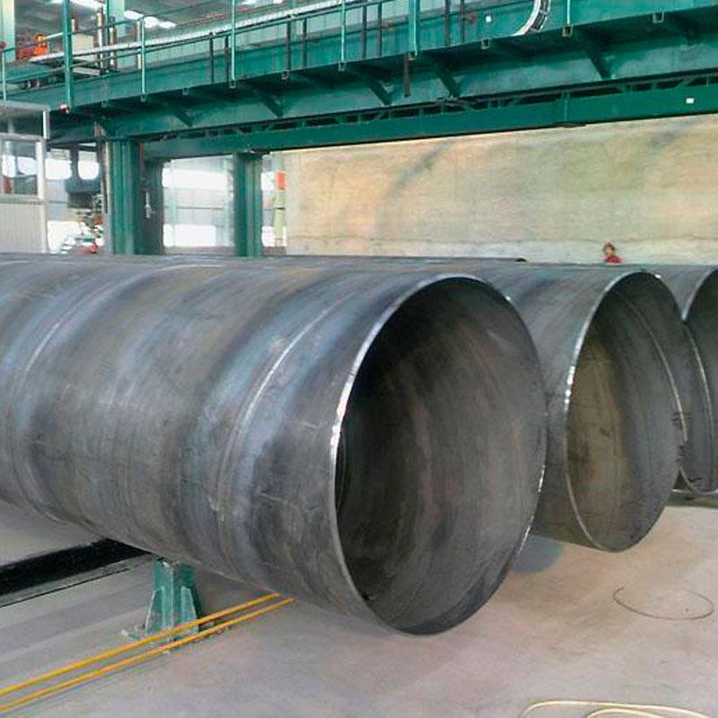 永州市螺旋钢管、隆盛达钢管、排水用螺旋钢管