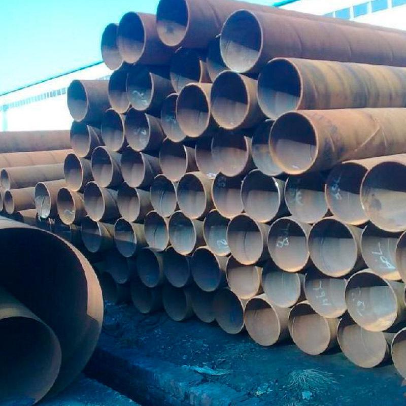 隆盛达钢管、630螺旋钢管、张家界市螺旋钢管