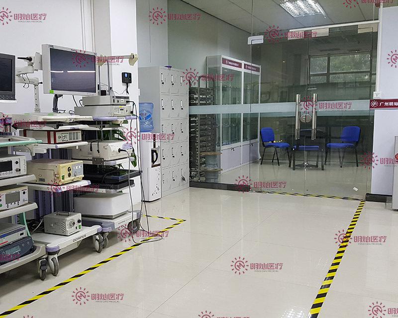 硬镜经皮肾镜维修、硬镜、广州明灿医疗