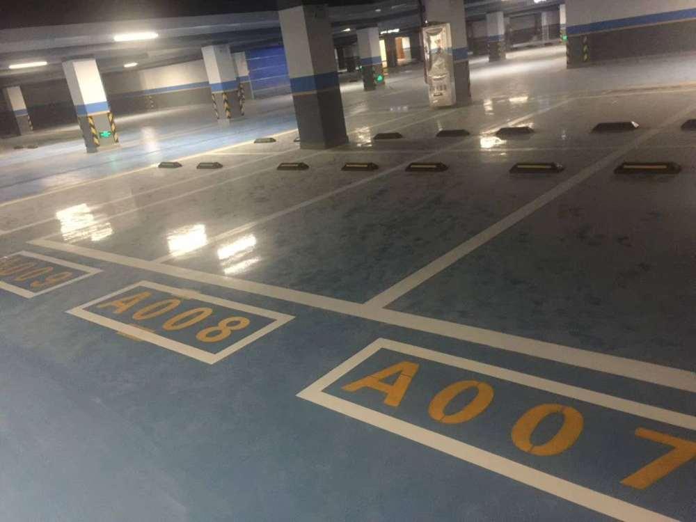 湖南长沙承接停车场地坪施工