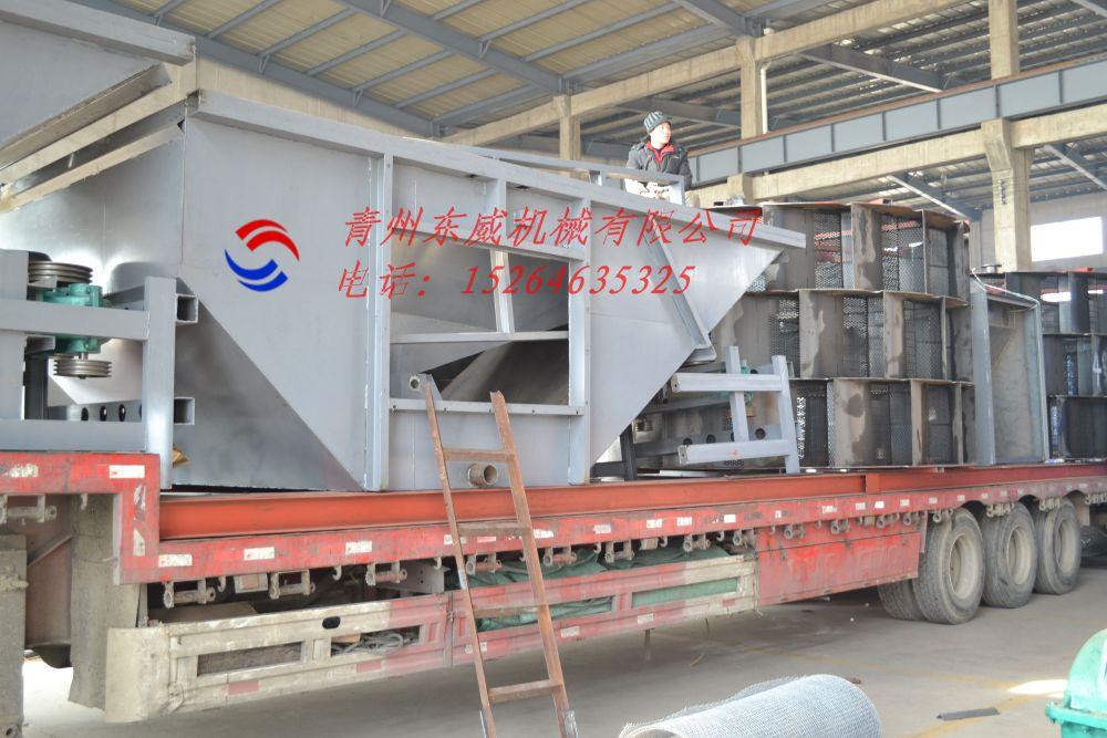 水洗沙机器、大同市洗沙机、青州东威机械有限公司(查看)
