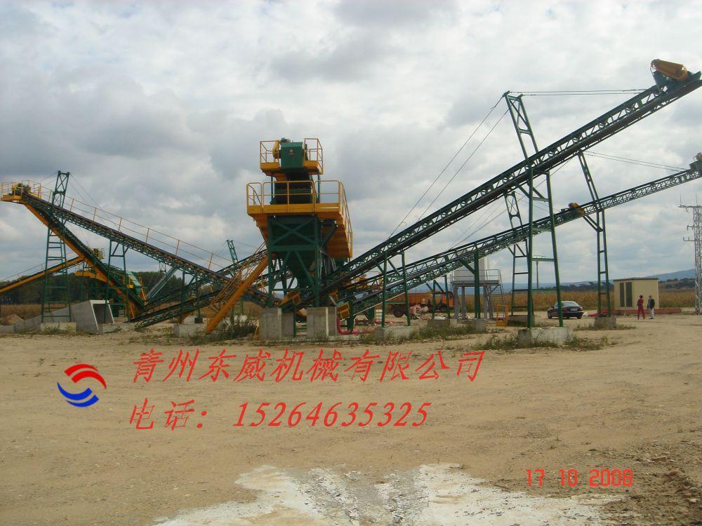 河沙大型洗沙机_邯郸市洗沙机_青州东威机械有限公司(查看)