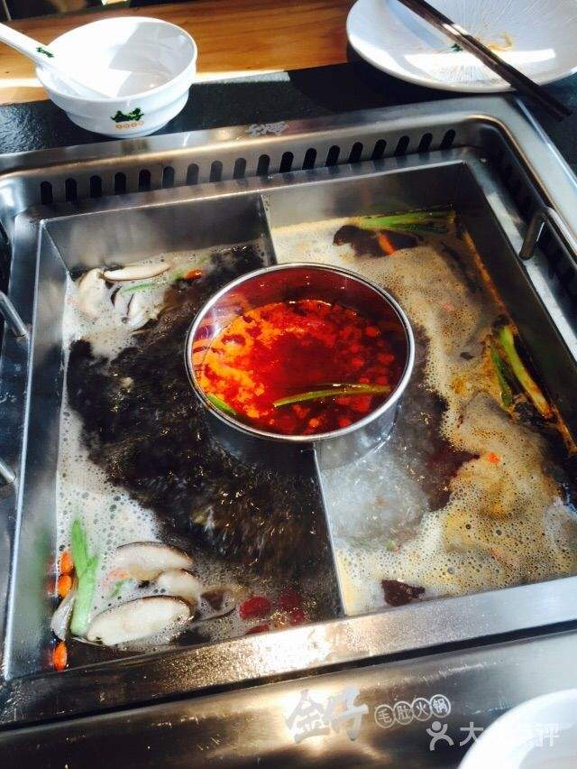 葫芦岛市金仔毛肚火锅味道怎么样?