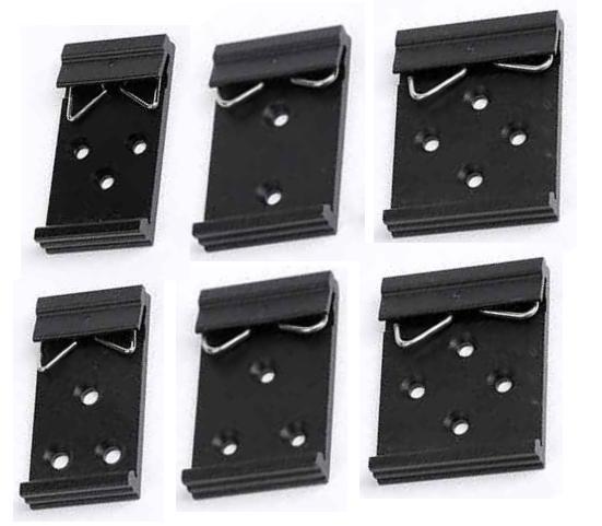 倚运康导轨卡扣(图)、din导轨卡扣、三亚市导轨卡扣