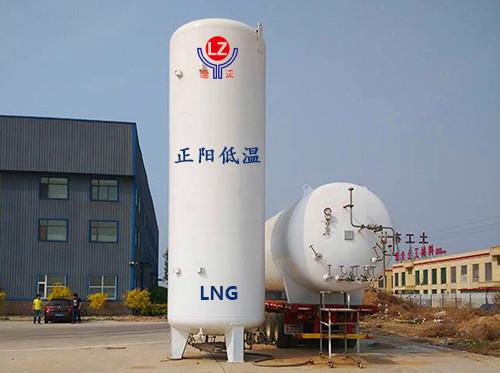 液化天然气储罐生产、正阳低温、白山液化天然气储罐