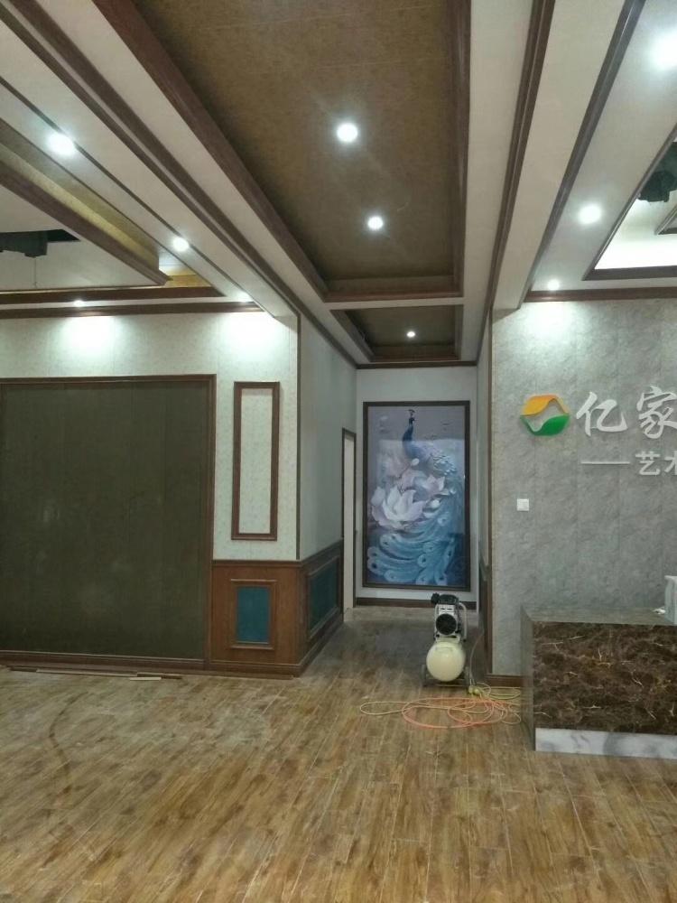 集成墙板和墙布哪个好、海南省集成墙板、临沂鸿源装饰建材(图)