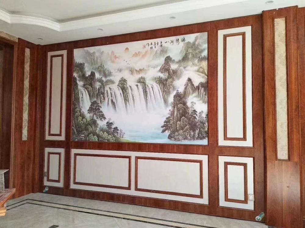 护墙板、临沂鸿源装饰建材(在线咨询)、连云港市护墙板
