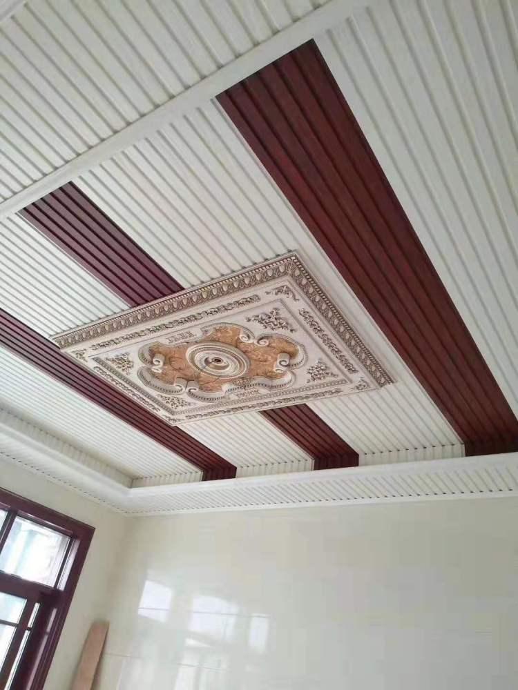 生态木贴墙的效果图、临沂鸿源装饰建材、衢州市生态木