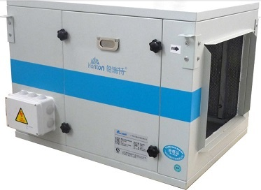 西安市数字化_普贺环境_数字化分体式能量回收