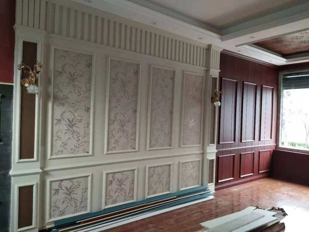 竹木纤维墙板使用寿命、扬州市竹木纤维墙板、步威木业