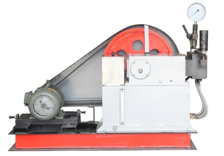 电动试压泵设备使用与维修