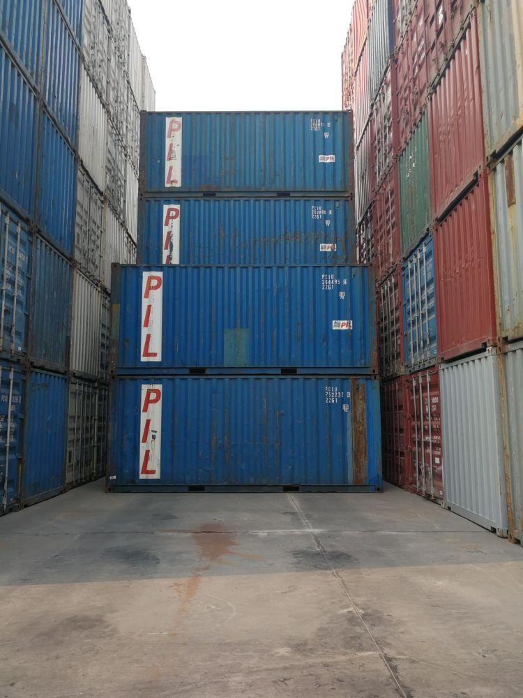 天津港出售出租二手货柜全新货柜箱况好箱型齐