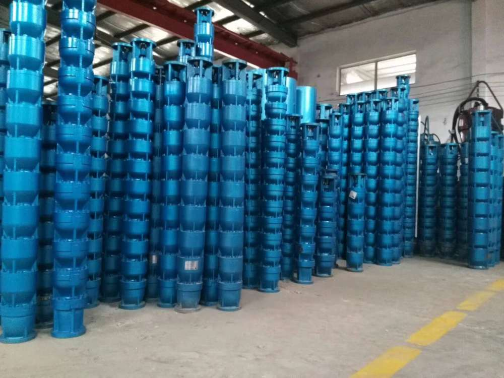 220v4寸潜水泵型号大全 潜成泵业 梅州市潜水泵型号大全