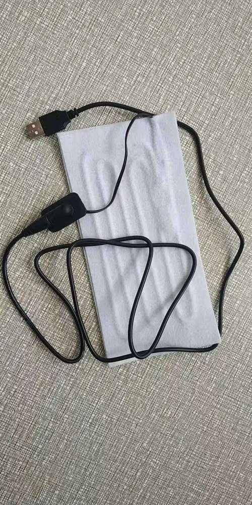 无纺布铝箔热敷护具电热服装手套发热片可定制
