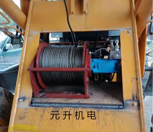 15吨卷扬机图片、乐东自治县卷扬机、元昇机电