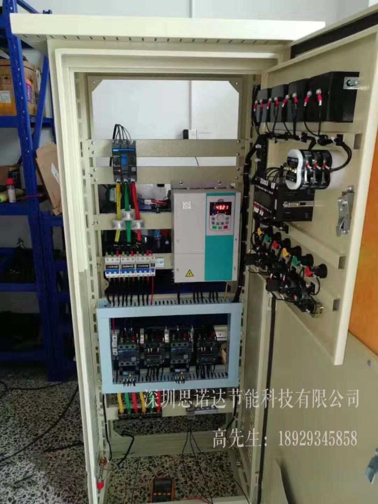 云南思诺达变频器90KW电磁安装注意事项
