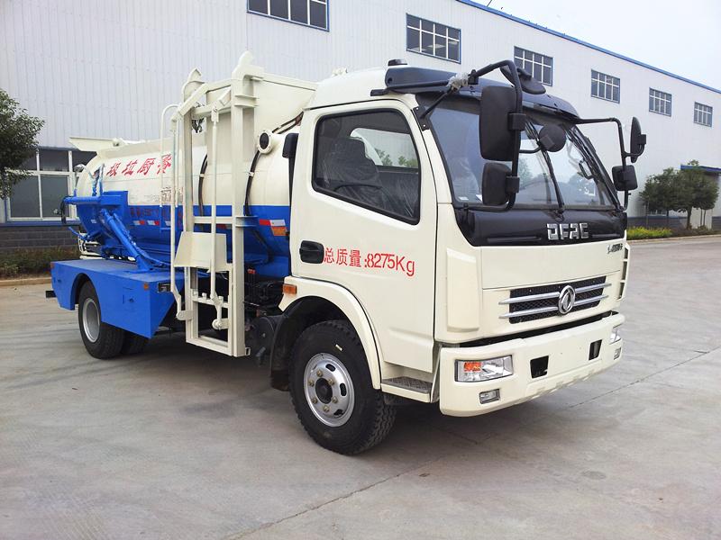 餐厨垃圾车多少钱、衡阳市餐厨垃圾车、湖北润力(查看)