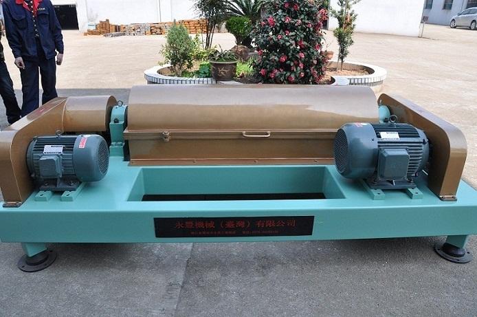 LWY型印染厂污泥脱水离心机设备