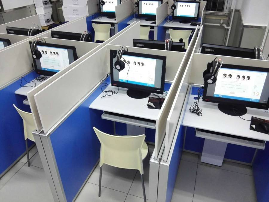 智能考试专用桌、绍兴市考试专用桌、博奥11年老牌(查看)