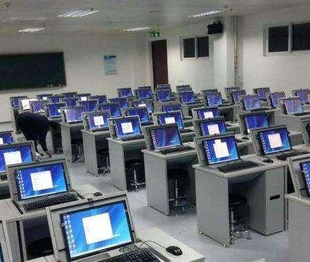 博奥11年老牌(图)、嵌入式电脑桌批发、韶关市嵌入式电脑桌