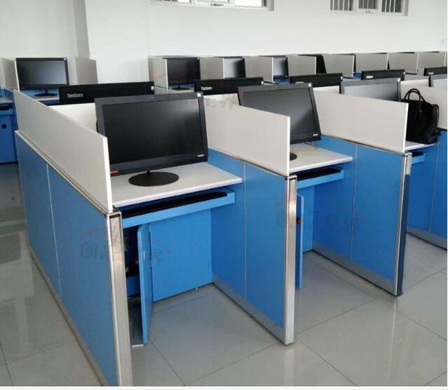 绍兴市考试用屏风桌、博奥考试用屏风桌、广州博奥(优质商家)