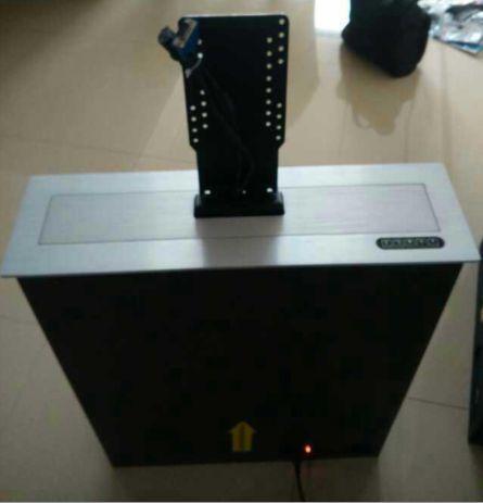 超薄液晶屏升降器(图)、巴中市15.6寸含屏升降器
