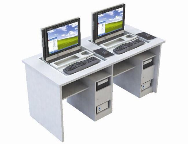 带锁嵌入式电脑桌、博奥11年老牌、南通市嵌入式电脑桌