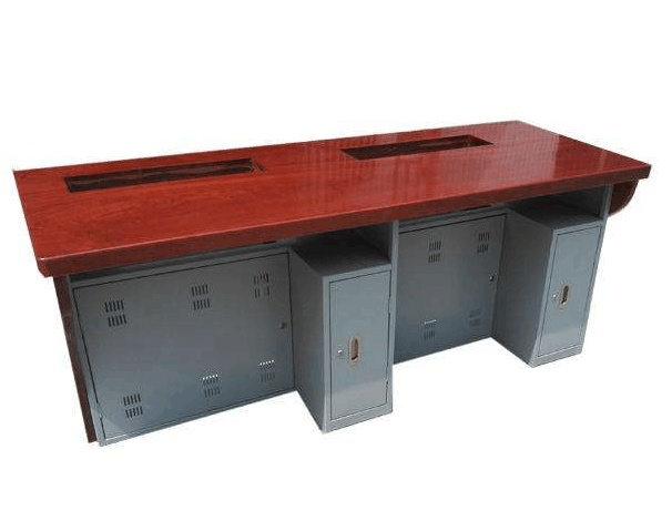 触摸屏电脑桌自动升降、秦皇岛市触摸屏电脑桌、生产厂家(查看)