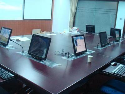 会议桌图片及价格、普洱市会议桌、广州博奥无纸化会议桌(查看)