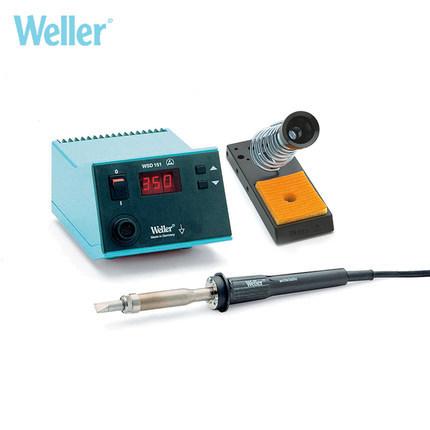威乐WSD151数显无铅焊台 weller大功率数字控制焊台