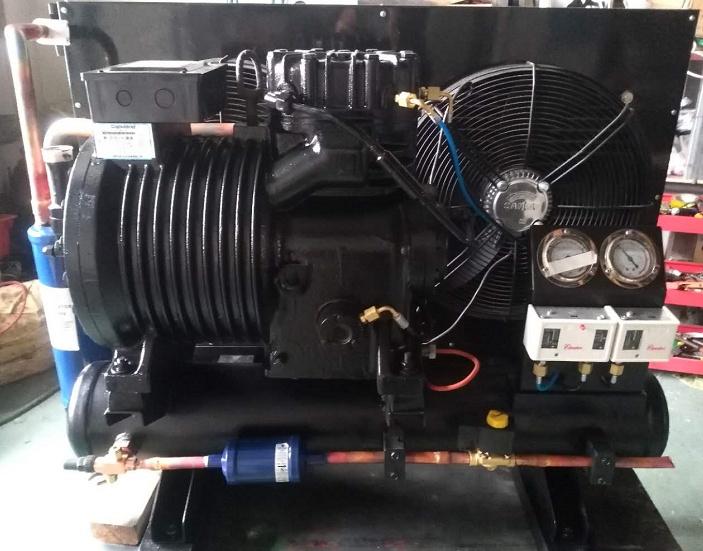 莱芜市谷轮、制冷设备安装工程、谷轮压缩机型号及参数